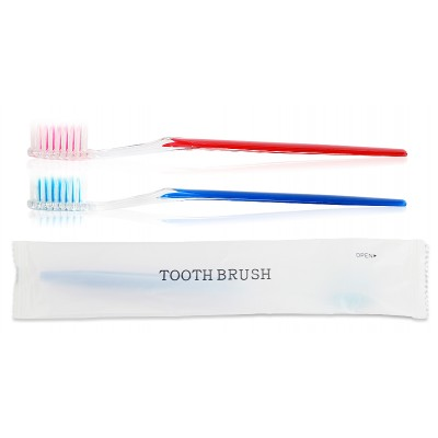 Good Morning Fine-brushed Tooth Brush (Premium Disposable) 100, 500, 1000pcs/pkg