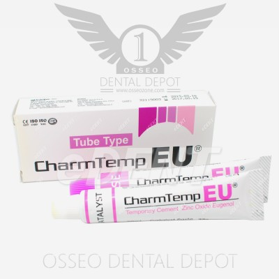 CharmTemp EU, Eugenol Dental Temporery Cement (S1503062)