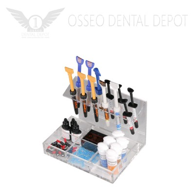 DentiAnn 12 Syringe Resin Acrylic Holder, S1007039