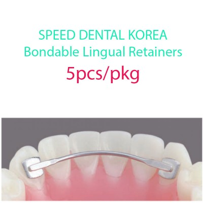 Speed Dental Bondable Lingual Retainers 5pcs/pkg (D700-018~022)