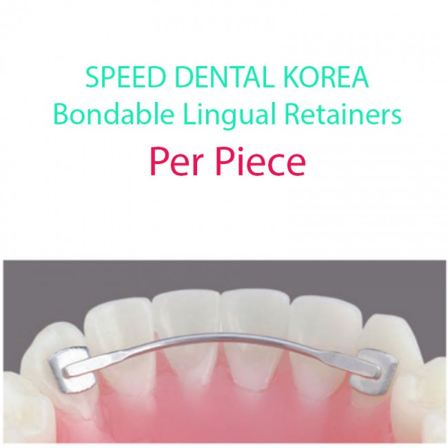 Speed Dental Bondable Lingual Retainers, per pc (D700-018~022)