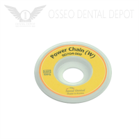 Speed Dental Power Chain (Per Foot / 4M Roll), D705-000