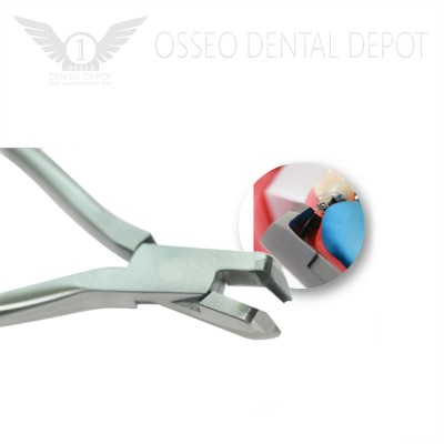 Speed Dental Distal Cutter Silver (TC) (D-1016XL)