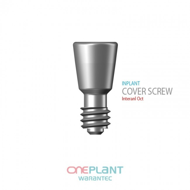 FIT Cover Screw, Warantec Oneplant FIT system