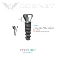 FIT Healing Abutment ,  Warantec Oneplant System