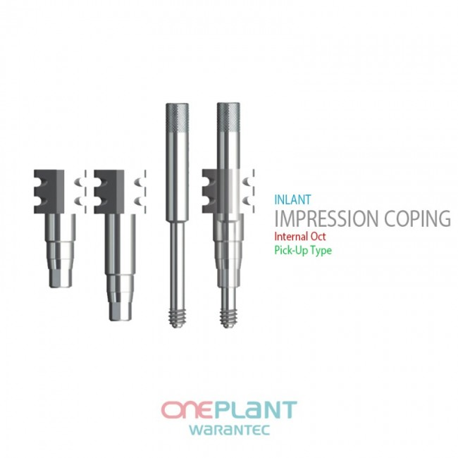 FIT, Impression Coping (Oneplant system)