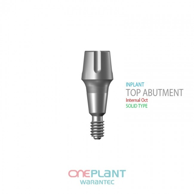 FIT Top Abutment (Solid Type, Oneplant Final Abutment)