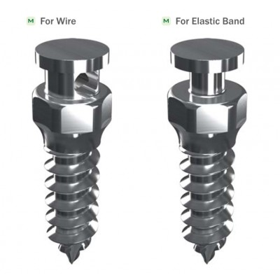Oracle Titanium Orthodontic Screw