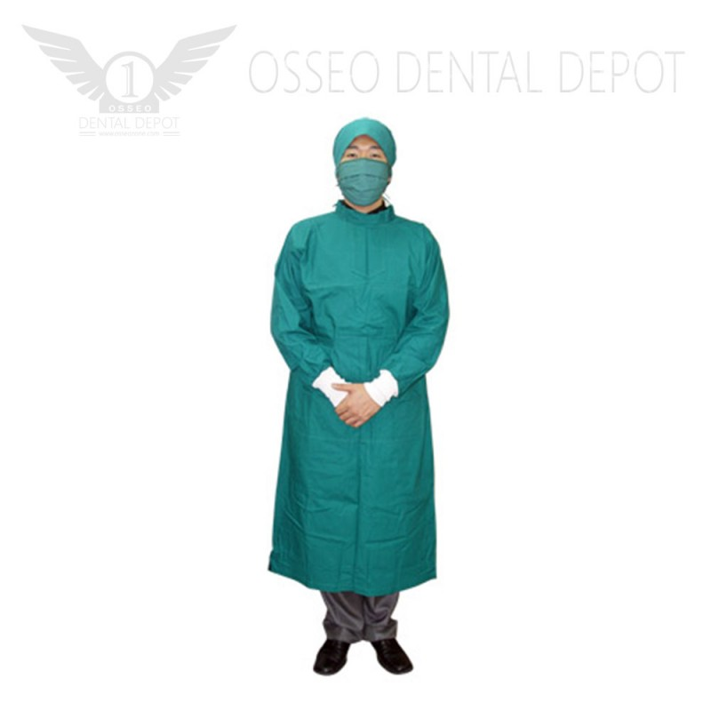 Surgical Drape Set (mask, surgical gown, hat)