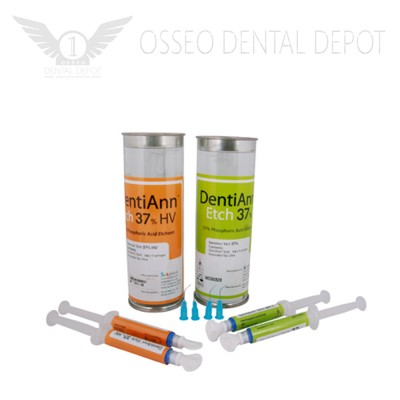 DentiAnn Etchant 37% (3ml x 1 syringe)