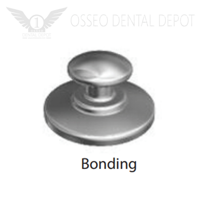 Speed Dental Lingual Button Metal/Bonding 10 Pcs/Pack (SD800-550)