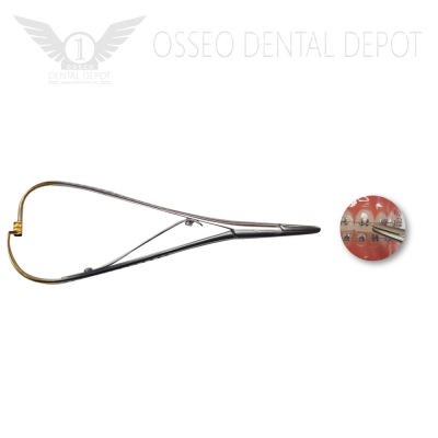 Speed Dental Mathieu Hemostat (D-030)