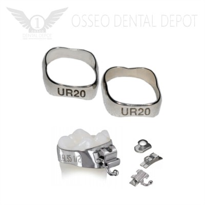 Speed Dental Molar Bands (UR: Upper Right), SD400-000